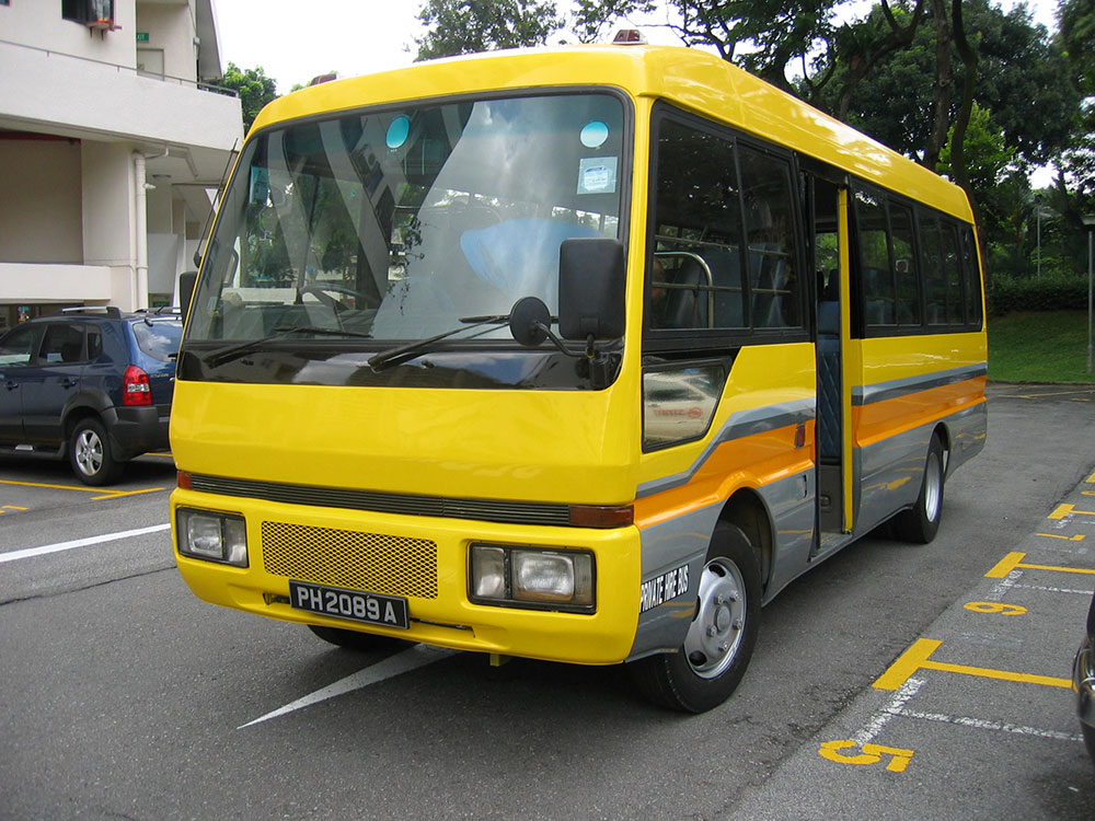bus line in the singapore Go-ahead singapore is the second bus firm to join the industry under the government contracting model, aimed at restructuring the bus industry to boost service standards.
