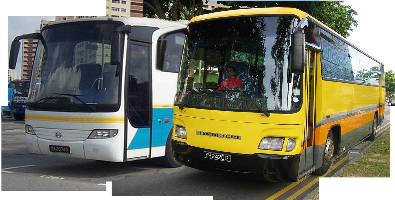Bus Rental Singapore Cheapest Bus Services Bus Transport Service